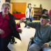 Veterans receive thanks at Valentine's Day dance in Bangor