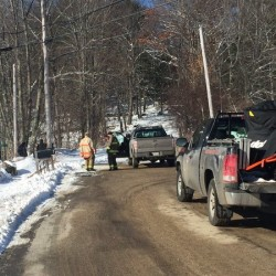 Maine wardens are investigating a fatal snowmobile accident in Baldwin Sunday.