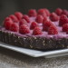 Looking for a Healthy Treat for Valentine's Day?  How about a Raspberry Chocolate Raw Tart?