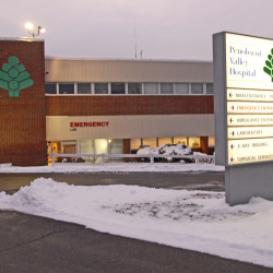Millinocket hospital forced to lay off three, cut workers' hours