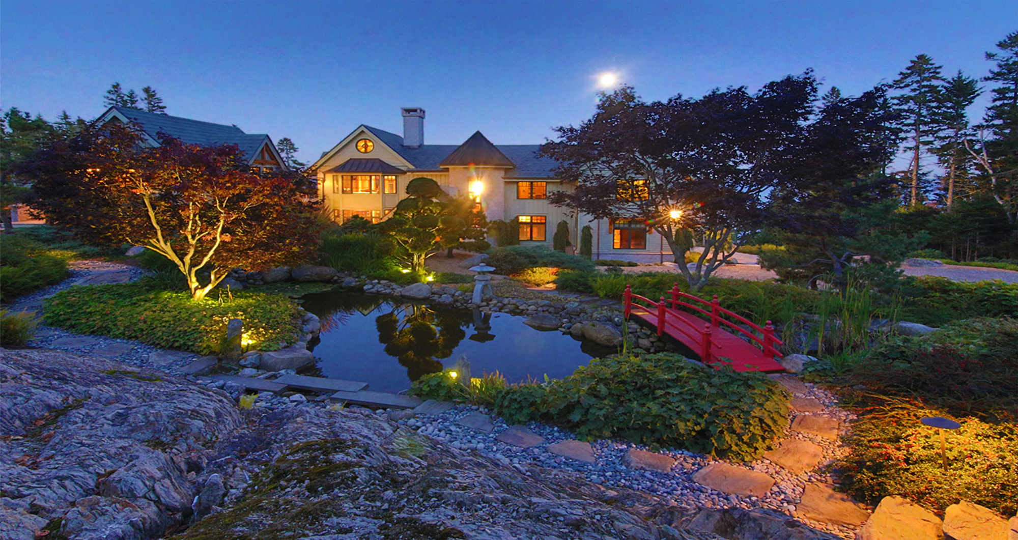 Another Islesboro mansion tops Maine's house market