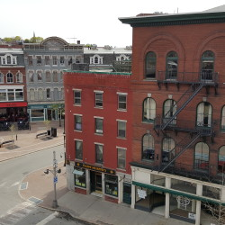 A recent view of downtown Bangor.