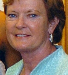 Pat Summitt at the Pentagon, June 24, 2008