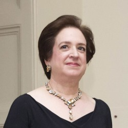 Supreme Court Associate Justice Elena Kagan