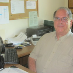 John Falla, who has been town manager in St. George for 30 years, has announced he will be retiring next June.